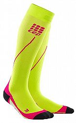 Ponožky CEP KNEE-HI RUNNING SOCKS wp4573 Veľkosť II