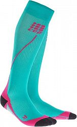 Ponožky CEP KNEE-HI RUNNING SOCKS wp45l33 Veľkosť II
