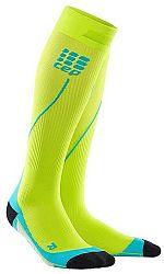 Ponožky CEP KNEE-HI RUNNING SOCKS wp5583 Veľkosť V