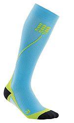 Ponožky CEP KNEE-HI RUNNING SOCKS wp55h3 Veľkosť V