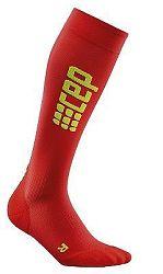 Ponožky CEP KNEE-HI RUNNING SOCKS wp55mc Veľkosť V