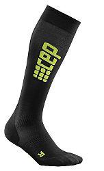Ponožky CEP KNEE-HIGH RUNNING SOCKS ULTRALIGHT wp45lc Veľkosť II