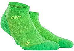 Ponožky CEP LOW CUT RUNNING SOCKS ULTRALIGHT wp5agd Veľkosť V