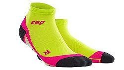Ponožky CEP LOW CUT RUNNING SOCKS wp4a70 Veľkosť IV