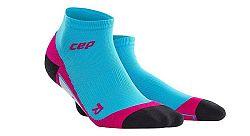 Ponožky CEP LOW CUT RUNNING SOCKS wp4af0 Veľkosť II