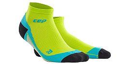 Ponožky CEP LOW CUT RUNNING SOCKS wp5a80 Veľkosť V
