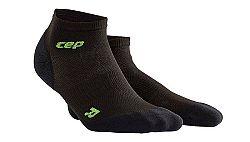 Ponožky CEP LOW CUT RUNNING SOCKS wp5ald Veľkosť V