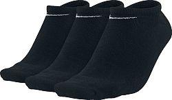 Ponožky Nike 3PPK VALUE NO SHOW sx2554-001 Veľkosť S