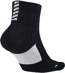 Ponožky Nike U NK ELT CUSH QT-RN sx5463-011 Veľkosť 12-13,5