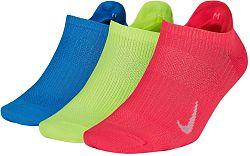 Ponožky Nike W NK EVRY PLUS LTWT NS - 3 WRP sx7069-910 Veľkosť M