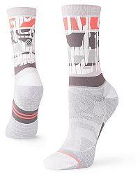 Ponožky Stance STANCE RTC CREW GRY w448c18rtc-grey Veľkosť M