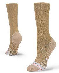 Ponožky Stance STANCE SHINY GOLD CREW GOLD w558c18shg-gld Veľkosť S