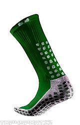 Ponožky Trusox CRW300 Mid-Calf Thin Green crw300thingreen Veľkosť L