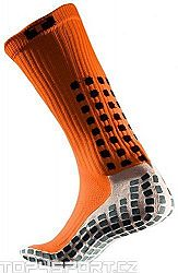 Ponožky Trusox CRW300 Mid-Calf Thin Orange crw300thinorange Veľkosť L