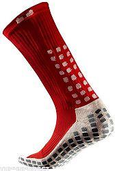 Ponožky Trusox CRW300 Mid-Calf Thin Red crw300sthinred Veľkosť L