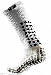 Ponožky Trusox CRW300 Mid-Calf Thin White crw300sthinwhite Veľkosť S
