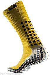 Ponožky Trusox CRW300 Mid-Calf Thin Yellow crw300sthinyellow Veľkosť L