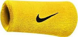 Potítko Nike SWOOSH DOUBLEWIDE WRISTBANDS nnn05721os