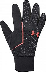 Rukavice Under Armour Mens CGI Run Liner Glove 1318571-002 Veľkosť M