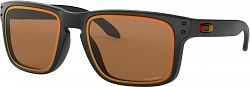 Slnečné okuliare Oakley OAKLEY Holbrook Mtt Blk w/ PRIZM Brnze Alt Ird oo9102-g855