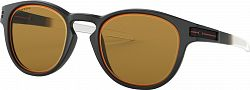 Slnečné okuliare Oakley OAKLEY Latch Mt Blk Fade w/Prizm Brz/Rby Alt Ir oo9265-3653