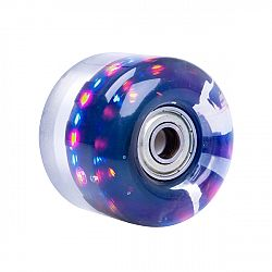 Svietiace koliesko na skateboard PU 54*36 mm s ABEC 5 ložiskami