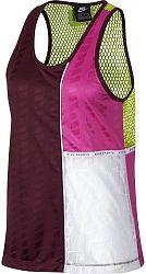 Tielko Nike W NSW NSP TANK MESH ar9858-609 Veľkosť L