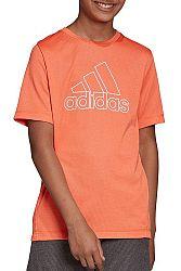 Tričko adidas YB TR CHILL TEE dv1403 Veľkosť 140