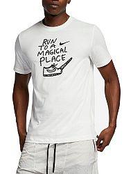 Tričko Nike M NK DRY TEE DFC MAGIC PLACE ao0650-133 Veľkosť XL