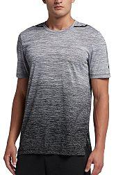 Tričko Nike M NK DRY TOP SS MAX NTK 928015-011 Veľkosť L