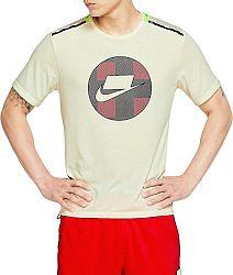 Tričko Nike M NK WILD RUN TOP SS MESH bv5547-110 Veľkosť M