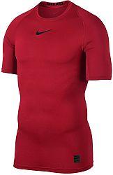 Tričko Nike M NP TOP SS COMP 838091-657 Veľkosť S
