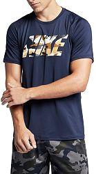 Tričko Nike M NP TOP SS FTTD 2L CMO at3107-451 Veľkosť L