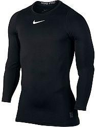 Tričko Nike M NP WM TOP LS COMP 838044-010 Veľkosť XL