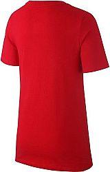 Tričko Nike r10 logo tee kids av6344-657 Veľkosť XL