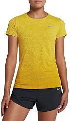 Tričko Nike W NK MEDALIST TOP SS 928950-740 Veľkosť L
