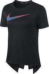Tričko Nike W NK TOP SS FTR FEMME GX cj7600-010 Veľkosť L