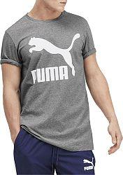 Tričko Puma Classics Logo Tee 595132-03 Veľkosť XL
