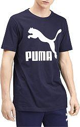Tričko Puma Classics Logo Tee 595132-06 Veľkosť M