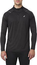 Tričko s dlhým rukávom Asics Asics Icon LS 1/2 Zip Top 2011a257-0904 Veľkosť L