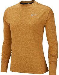 Tričko s dlhým rukávom Nike W NK ELMNT TOP CREW 928741-723 Veľkosť L