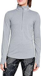 Tričko s dlhým rukávom Under Armour Threadborne Streaker Hlf Zp 1271525-036 Veľkosť S/M
