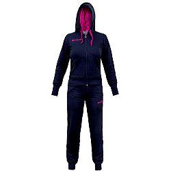 TUTA LADY modrá-ružová - XL