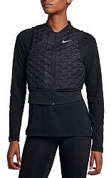Vesta Nike W NK AROLFT VEST CROP aa3575-010 Veľkosť XS