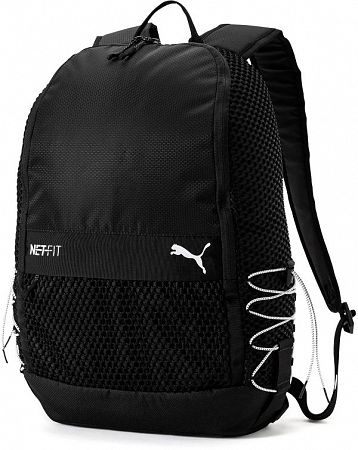 Batoh Puma Backpack Netfit Black 07544601