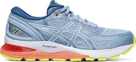 Bežecké topánky Asics GEL-NIMBUS 21 1012a156-402 Veľkosť 40,5 EU