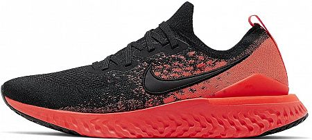Bežecké topánky Nike EPIC REACT FLYKNIT 2 bq8928-008 Veľkosť 46 EU