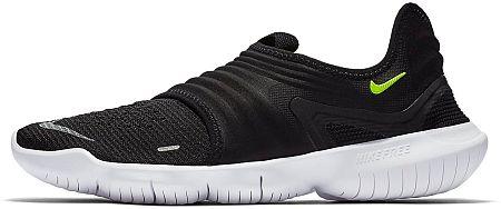 Bežecké topánky Nike FREE RN FLYKNIT 3.0 aq5707-001 Veľkosť 42 EU