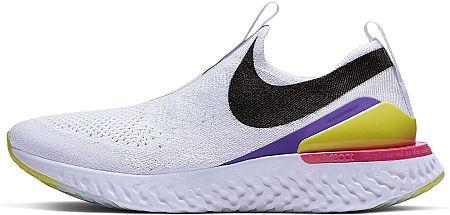 Bežecké topánky Nike W EPIC PHNTM REACT FK JDI ci1290-100 Veľkosť 38,5 EU