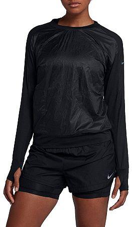 Bunda Nike W NK SSNL RD JKT PULLOVER 929128-010 Veľkosť L